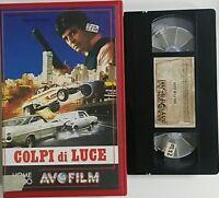 Colpi di luce - VHS ex noleggio - Avofilm