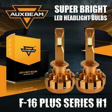 2x AUXBEAM 70W 7000LM H1 LED Headlight Kit 6000K White Conversion Bulb F-16Plus