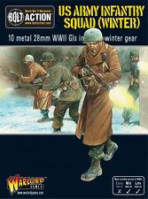 Warlord Perno acción BNIB Us Army Infantry escuadrón de la ropa de invierno wgb-ai-07
