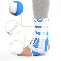 Medical Foot Ankle  Walking Support Splint Brace Strap Sprain Pain Relief #G9Z