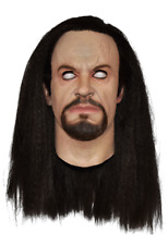 Halloween World Wrestling Entertainment WWE The Undertaker Latex Mask Pre-Order