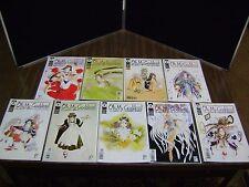 Oh My Goddess! LOT OF 9 SPECIAL comic books from Dark Horse Comics MANGA