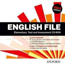 English File third edition: Elementary: Teacher's Book with Test and Assessment CD-ROM by Oxford University Press (Mixed media product, 2012)