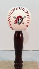 Pittsburgh Pirates KEGERATOR BEER TAP HANDLE MLB Pub Style Baseball Cherry