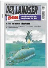 """Der Landser SOS  Nr.122 """"Ein Mann allein"""""""