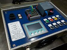 Siemens S7-1200 PLC, Colour Touch Panel, Beckhoff CU2008, Training Kit,