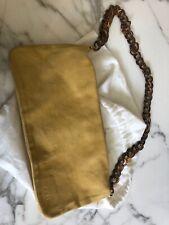 Authentic PRADA Yellow Handbag