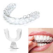 4 Gum Shield Teeth Guard Dental Mouth Grinding Bruxism Night Tray Anti Snore Aid