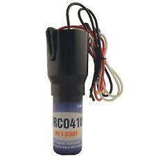 SUPCO Refrigerator Relay Overload Start Run Capacitor URC0410 1/4 1/3 HP 3 n' 1