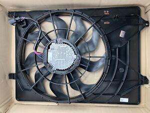 New Original Hyundai Radiator Condenser Cooling Fan Assembly 2020-2021 Palisade