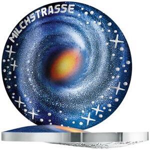 Österreich 20 Euro 2021 - Universum (1.) - Die Milchstraße - 22,42 gr Silber PP