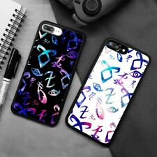 Shadowhunters Runes Silicone Phone Case Cover For iPhone Samsung Galaxy