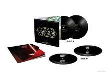 STAR WARS : THE FORCE AWAKENS  (Double Hologram LP Vinyl) sealed