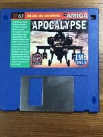 CU Amiga Magazine Cover Disk 63 Apocalypse   TESTED WORKING
