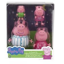 PEPPA PIG SET FAMIGLIA GIOCHI PREZIOSI PPC75000