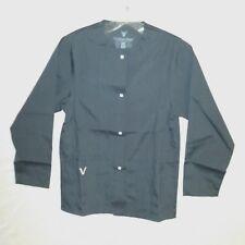MyGuardian Vestex Unisex Mens/Womens Pewter Warm-up Scrub Jacket Size 3XS