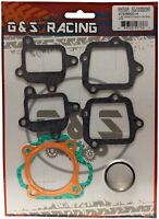 G&S Racing Top End Gasket Kit Set Gaskets YAMAHA PW80 1983-2006