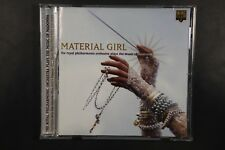 Material Girl: The Royal Philharmonic Orchestra Plays The Music Of Madonna(C445)