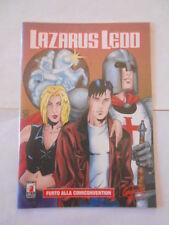 LAZARUS LEDD - FURTO ALLA COMICONVENTION - fumetto d'autore