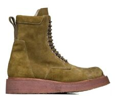 RICK OWENS SUEDE BABEL 2019 Boot