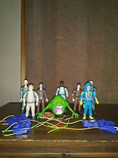 Ghostbusters Hasbro Reissue With Slimer Plus Vintage figures lot