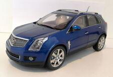 Modellini statici di auto, furgoni e camion blu per Cadillac