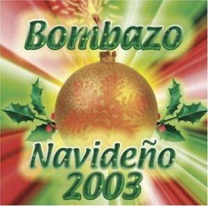 Bombazos Navideños 2003 - Endommagé Étui