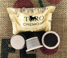 100 UNO Capsule System Toro Cremoso Indesit Kimbo Illy Maranello Compatibili