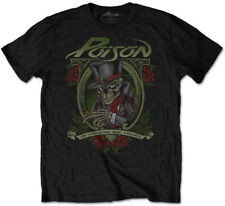 Poison 'We Trust' T-Shirt - NEW & OFFICIAL!