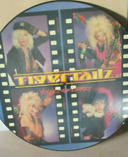 Tigertailz  - Young And Crazy (LP Picture Disc) Glam Hair Metal ☆ FREE FAST POST
