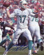 Ryan Tannehill-mariscal de campo de los Delfines de Miami-NFL-Firmado Autógrafo reimpresión