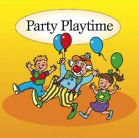 Party Playtime CD Kids Party Music Toddlers young children NEW UK Gift Idea