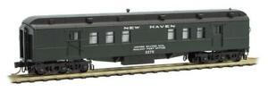 NEW N MTL #14000100 60' Heavyweight Railway Post Office Car New Haven #3270