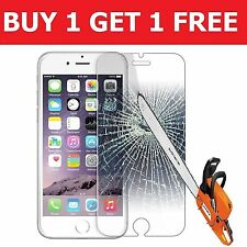 100% Genuine Premium Tempered Glass Screen Protector Apple iPhone 6 / 6S