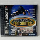 Tony Hawk's Pro Skater Sony Playstation 1 PS1 Console Game Complete & Tested