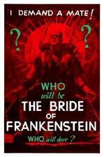 Bride Of Frankenstein Movie Poster 24in x 36in