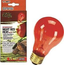 Zilla Night Red Heat Incandescent Bulb 75 Watt 100009921