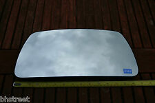 IVECO MIRROR / GLASS PART NUMBER 504197878 GENUINE PART. APPROX 37 X 19 X 2.5 CM