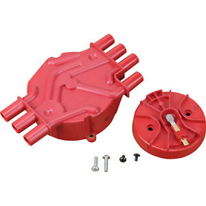Performance Vortec Distributor Cap and Rotor For 1996-07 Chevy GMC Olds Isuzu V6