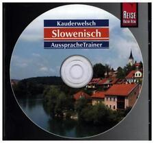Slowenisch Wort für Wort. Kauderwelsch AusspracheTrainer. CD - CD