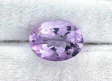 16x12 16mm x 12mm Oval Natural Brazilian Rose De France Amethyst Gem Gemstone