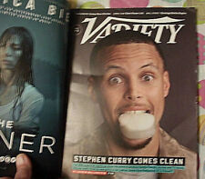 Variety Magazine July 18, 2018 Stephen Curry Comes Clean