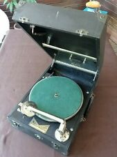 Gramophone INNOPHONE - Cliftophone patent -  1928 Importé d'Angleterre