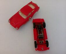 ASTON MARTIN DB4 GT C/68 RED 1960 SCALEXTRIC SOLD AS SPARES/REPAIRS