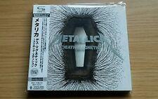 METALLICA - DEATH MAGNETIC JAPAN SHM-CD w/OBI (UICR-9028) (1st Print) *NEW*
