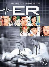 ER - The Complete Seventh Season (DVD, 2007, 6-Disc Set)