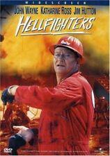 HELLFIGHTERS John Wayne DVD NEW