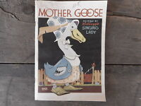 MOTHER GOOSE told by Kellogg's Singing Lady cereal premium VERNON GRANT art