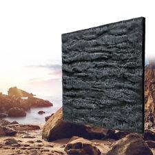 Aquarium Background 3D Rock Reptile Fish Tank Backdrop Board Landscape Decor!.