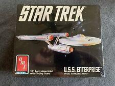AMT Star Trek U.S.S. Enterprise NCC-1701 - 1/650 Scale